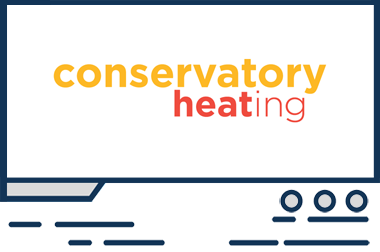 Featured web design Conservatory Heating