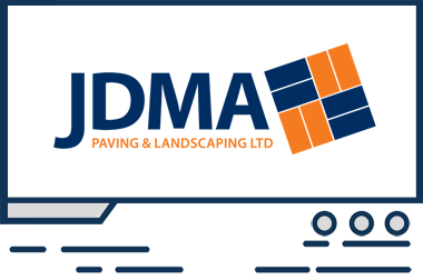 Featured web design - JDMA