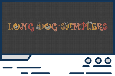 Featured Web Design - Long Dog Samplers