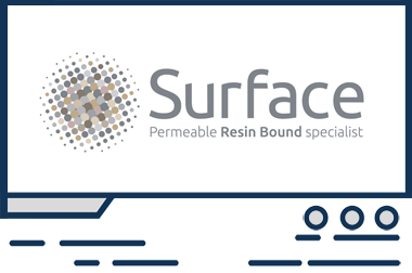 Featured Web Design For Surface Resin Bound