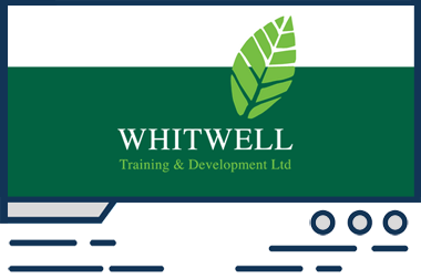 Featured web design Whitwell Training